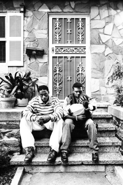 Stephanie Pfriender Stylander, 'Pete Rock + CL Smooth (My Baby)', 1994