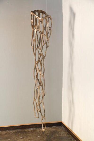 Caprice Pierucci, 'Charcoal Hanging Vessel', 2019
