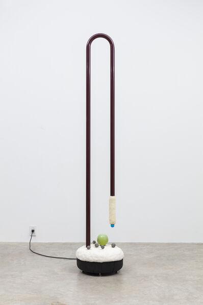 Jonathan Trayte, 'Velvet Straight-Neck', 2018