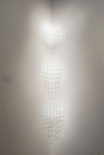 Alois Kronschlaeger, 'Plexiglass Cube (3)', 2014