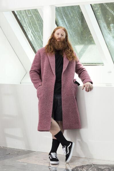 Roe Ethridge, 'Will in Celine Coat', 2012