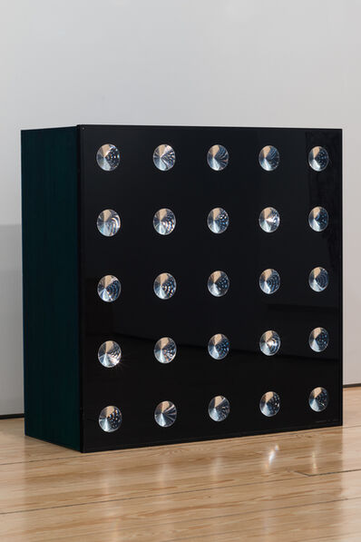 "Gregorio Vardánega, 'Diffraction spectrale IV ""Diamants""', 1965/1994"