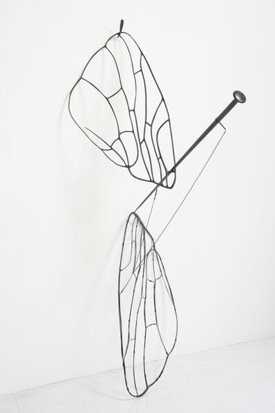 Tunga, 'Dark Wing with Pin', 2007