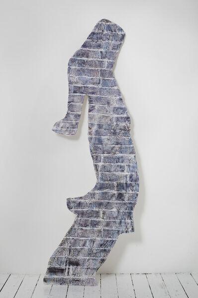 Johannes VanDerBeek, 'Wall #6 (Thunder)', 2011