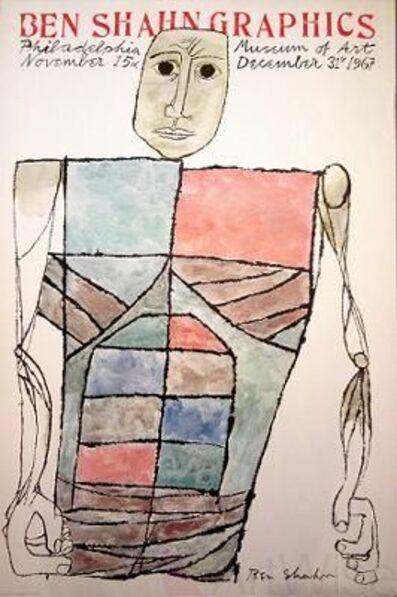 Ben Shahn, 'Graphics', 1967