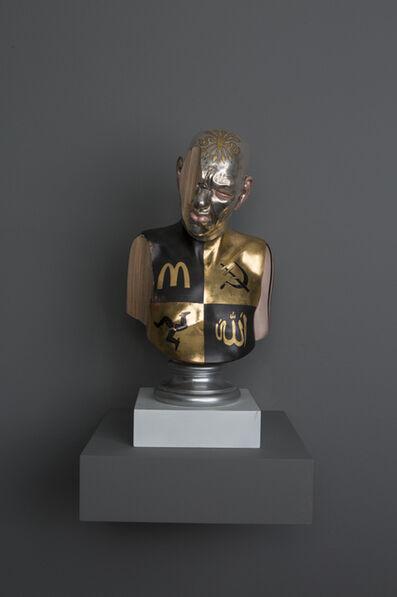 "Richard Stipl, '""AS ABOVE SO BELOW""', 2017"