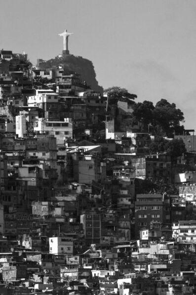 Guilherme Licurgo, 'O Cristo/Favelas', 2016