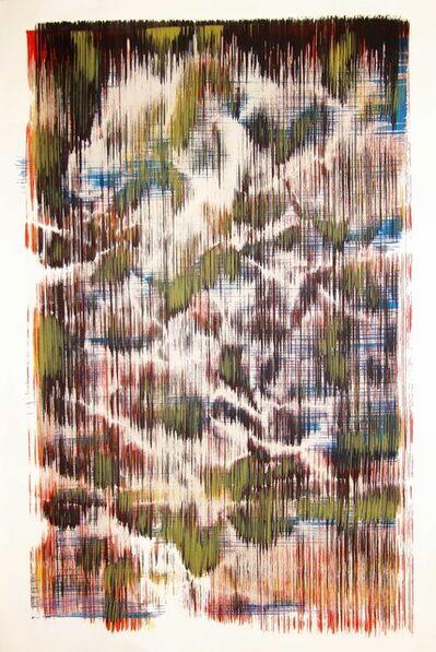 Sergio Barrera, 'Antigesture (rhizomes). P14', 2018