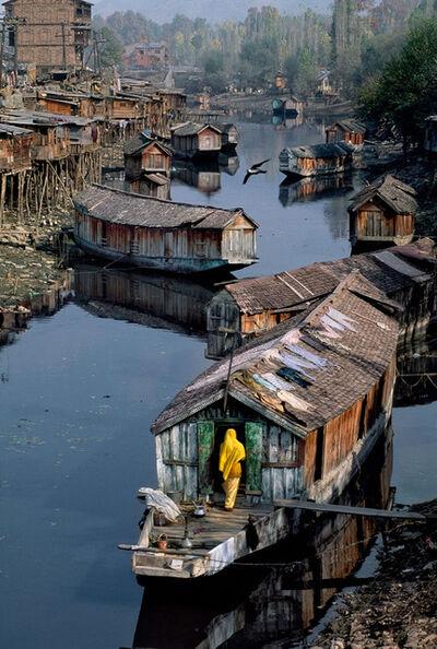 Steve McCurry, 'Houseboat', 1998