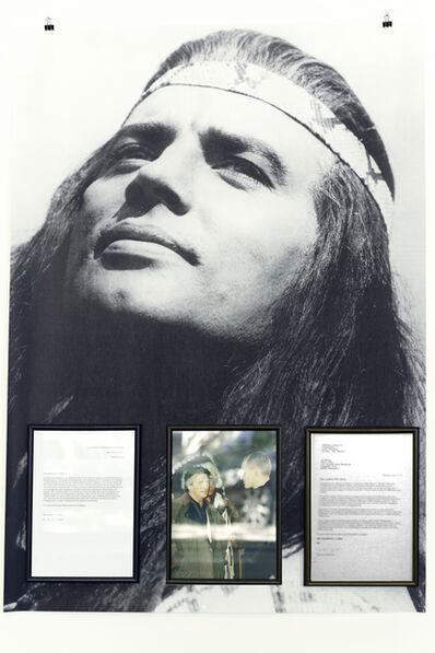 Christian Jankowski, 'Blutsbrüder', 1998