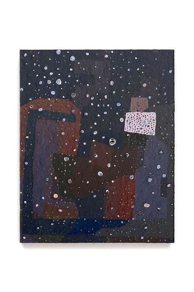 Sydney Cohen, 'Inside the Snow Fall / Outside the Parking Lot', 2017