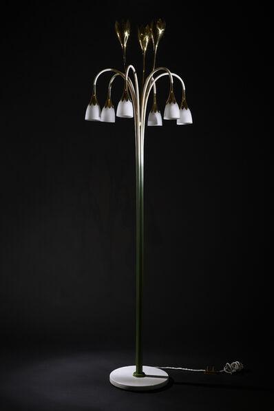 Angelo Lelii, 'Rare Floor Lamp by Angelo Lelii for Arredoluce', ca. 1947