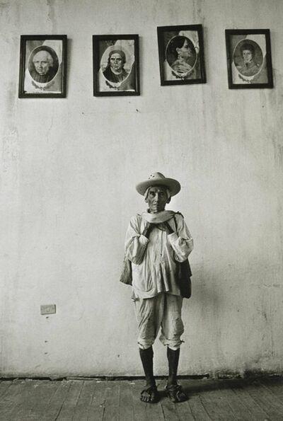 Graciela Iturbide, 'Héroes de la Patria, Cuetzalan, Puebla, México', 1993