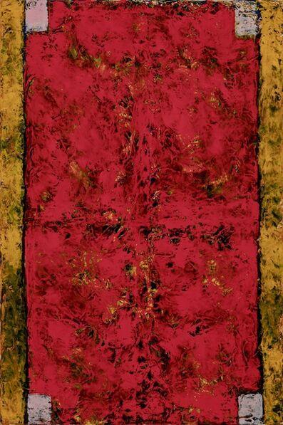 Jean McEwen, 'Le Drapeau Inconnu - 3rd Theme, No. 8', 1964