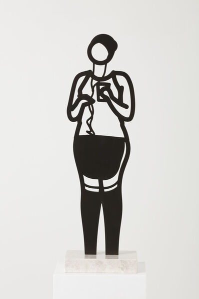 Julian Opie, 'Leggings', 2020
