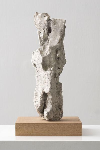 Leoncillo Leonardi, 'San Sebastiano Bianco', 1962