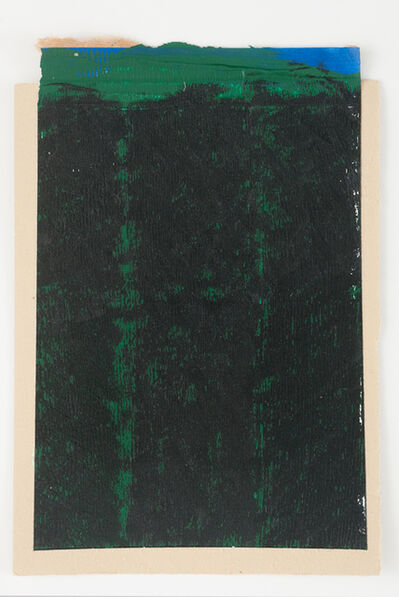 Emily Brett Lukens, 'Green Strips', 2016