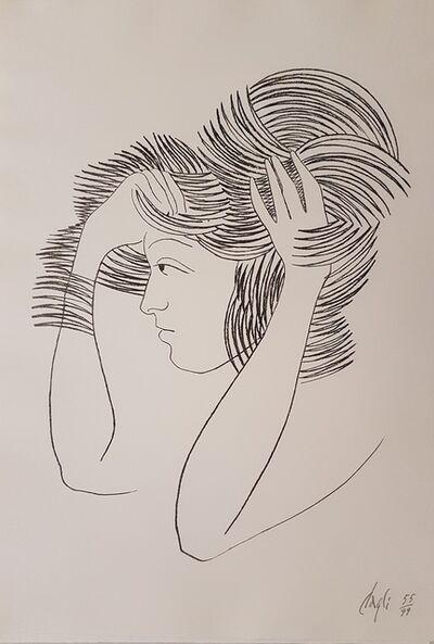 Corrado Cagli, 'Untitled', 1971