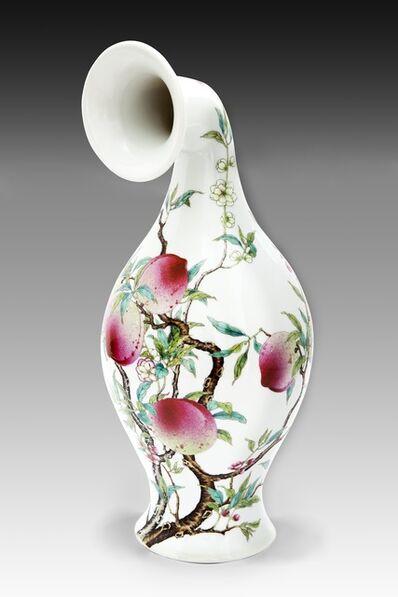 Xu Zhen 徐震, 'MadeIn Curved Vase', 2013