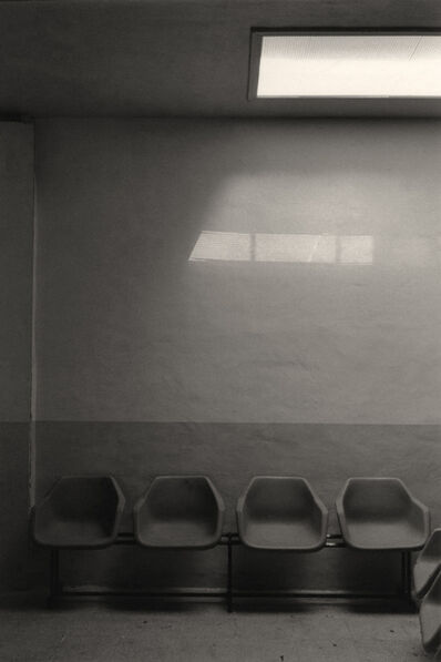 Max Kellenberger, 'Waiting Room, La Valetta, Malta', 1987