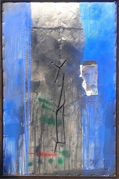 Antoni Clavé, 'Collage à la Ficelle ', 1987