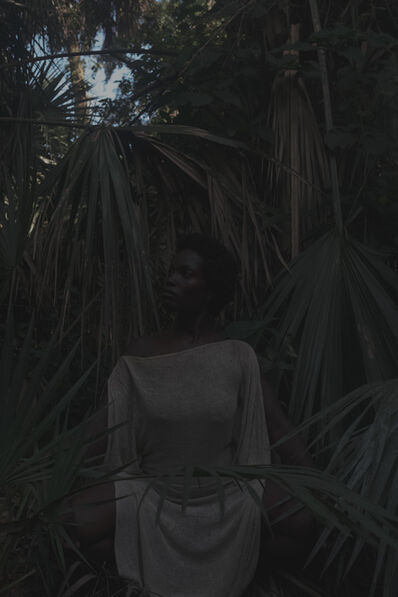 Deun Ivory, 'nzingah, resilience', 2018