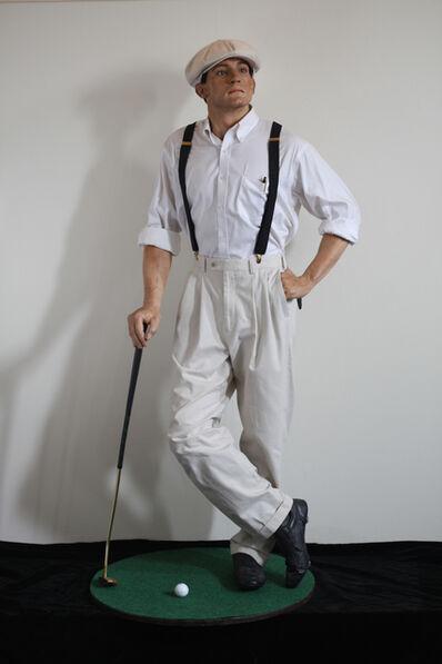 Marc Sijan, 'Golfer', 2014