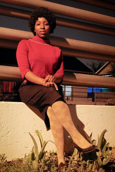 Lebohang Kganye, 'kwana Germiston bosiu I', 2012