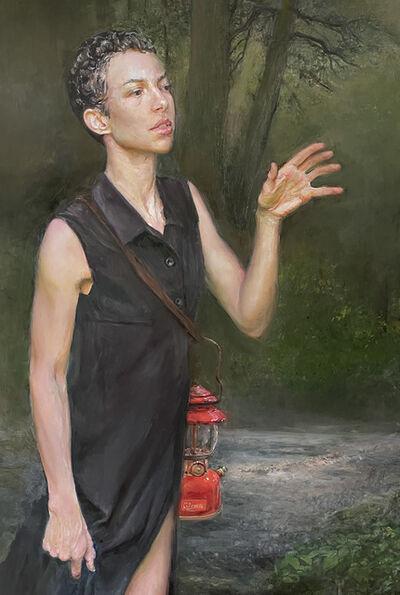 Judith Peck, 'Kerosene ', 2021
