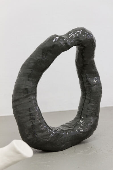 Barbara Kapusta, 'O (Upright)', 2018