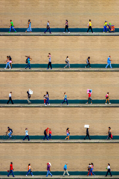 Xan Padron, 'Time Lapse. Medellin, Colombia.', 2019