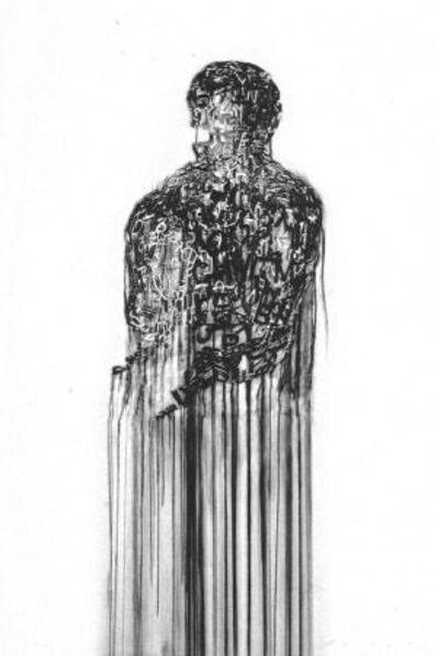 Jaume Plensa, 'Nómada', 2010