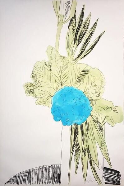 Andy Warhol, 'Flowers (Hand-Colored) II.110', 1974