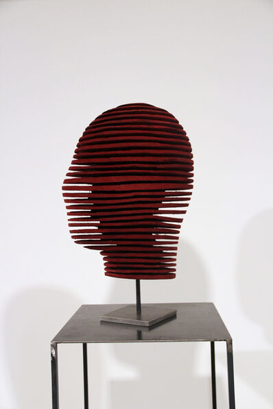 Alfred Haberpointner, 'K-PIN', 2017