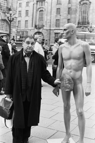 Rankin, 'Mannequin Modesty', 1991