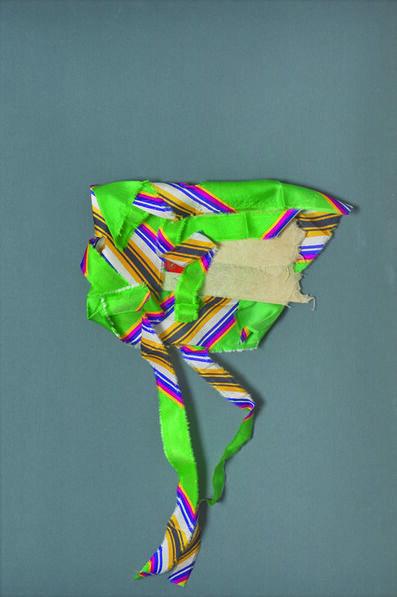 Amelia Etlinger, 'Untitled (Foulard verde)', 1979