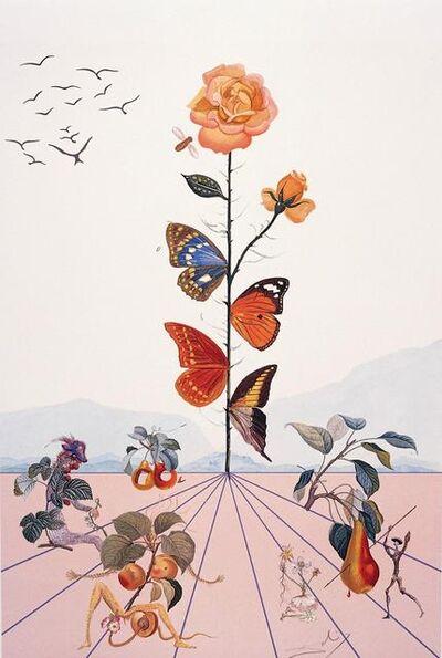 Salvador Dalí, 'FlorDali II 達利花世界 II', 1981