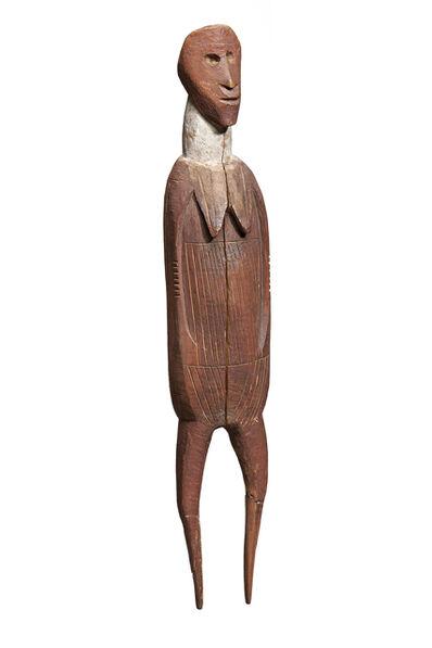 Unknown Artist, 'Untitled, Female Mokoy Figure, Yirrkala, north east Arnhem Land, Northern Territory', ca. 1947