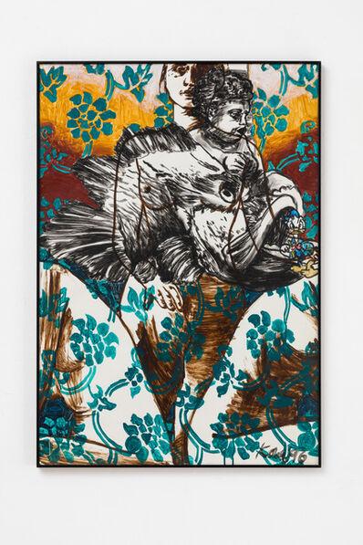 "András KONCZ, 'The three Gracias are just a 'fish' --- Három Grácia, csak egy ""Hal""', 1996"