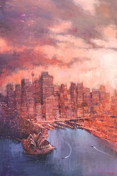 David Hinchliffe, 'Harbour Views'