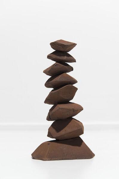 David Nash, 'Balance Column', 2016
