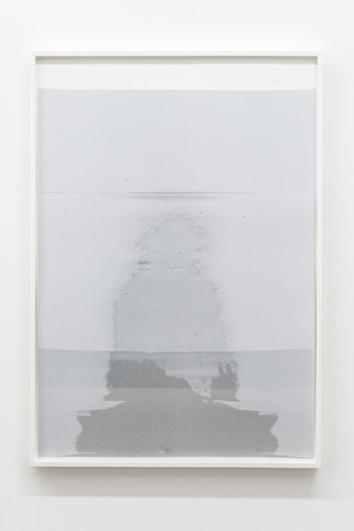 Jim Verburg, 'Untitled (ghost, in the palest blue)', 2018
