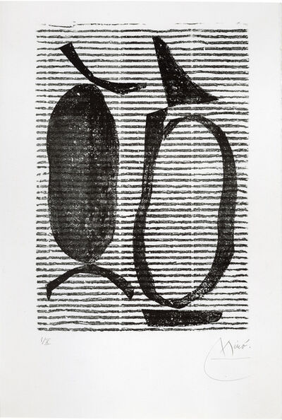 Joan Miró, 'Untitled II', 1970