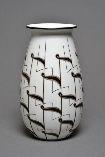 Sèvres Porcelain Manufactory, 'Aubert 2 Vase (décor Albert Martine 69.30)', ca. 1930