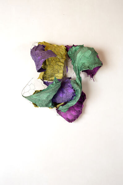 Lynda Benglis, 'Madame Butterfly', 2017