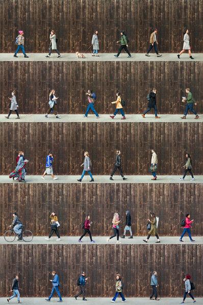 Xan Padron, 'Time Lapse. Williamsburg, NYC.', 2019