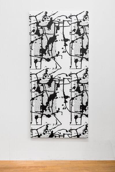 Nick Oberthaler, 'Untitled (AM #5)', 2017