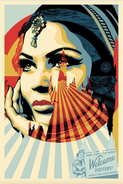 Shepard Fairey, 'Target Exceptions ', 2020