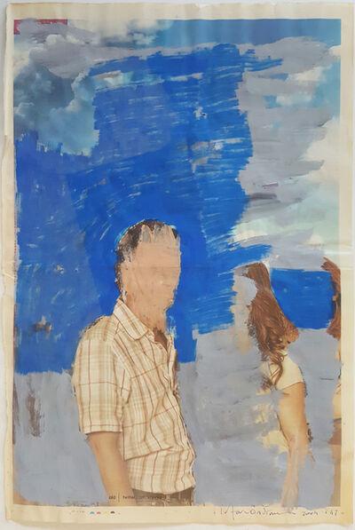 Irfan Önürmen, 'Unlettered Relationship', 2004