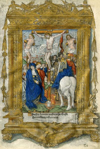 Jean Pichore, 'Crucifixion', 1500-1541